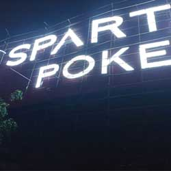Spartan Poker Rebrands with new Logo and Tagline