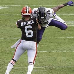 Baltimore Ravens vs Houston Texans Betting Pick – NFL Week 2