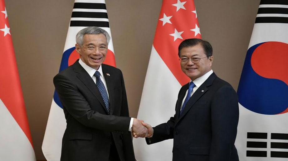 Singapore, South Korea Set Up Fast Lane for Essential Travel