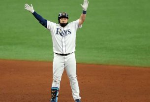 Tampa Bay's Choi Ji-man Wants to Continue Hot Streak