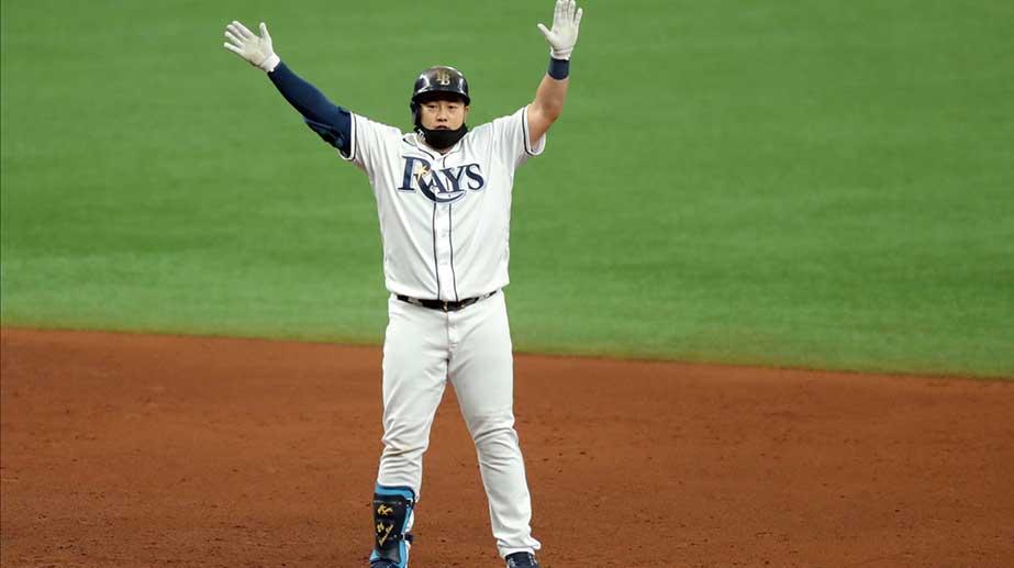 Tampa Bay's Choi Ji-man Wants to Continue Hot Streak
