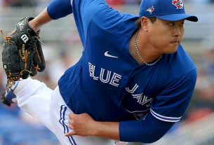 Ryu Hyun-jin Enjoyed First Year with Blue Jays