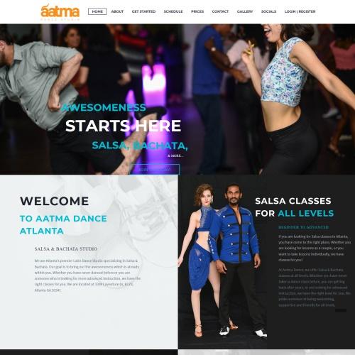 atlanta's Premier salsa & bachata Studio