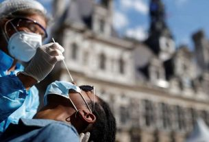 'We are in the second wave': Europe on edge as COVID-19 cases spike
