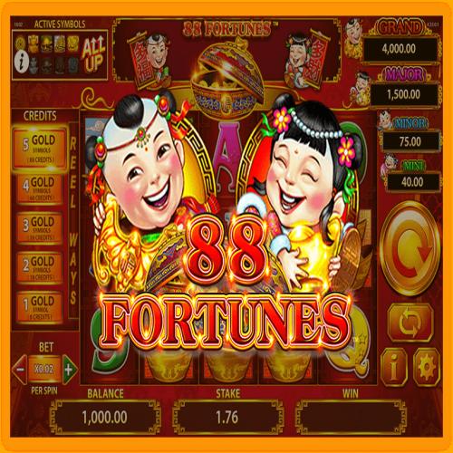 88-fortunes