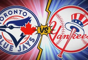 Blue Jays vs Yankees Betting Pick – MLB Predictions
