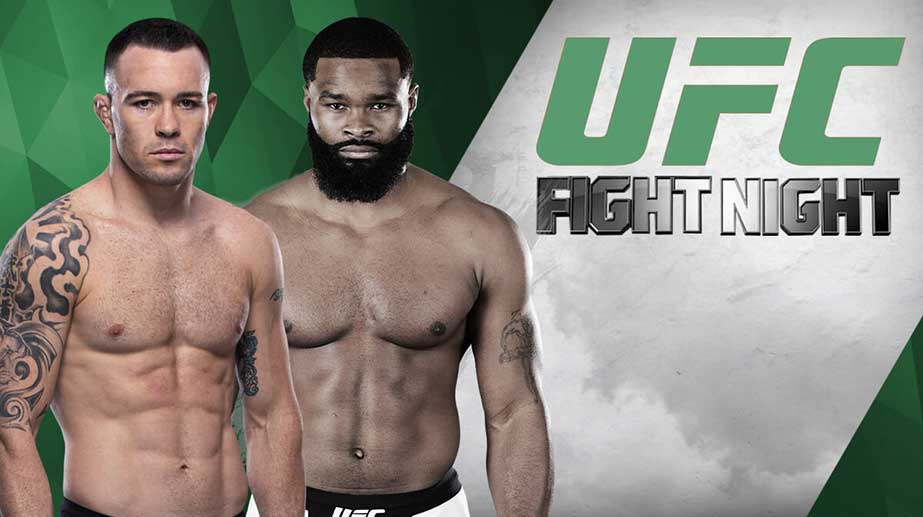 Covington vs Woodley Betting Pick – UFC Fight Night Predictions