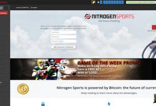 Nitrogen Sports Sportsbook Review