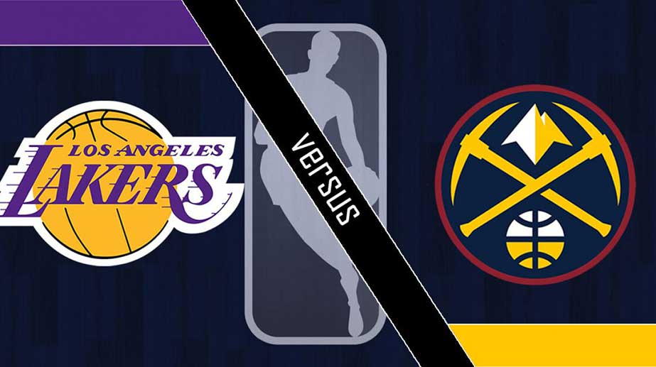 Nuggets vs Lakers Betting Pick – NBA WCF Prediction