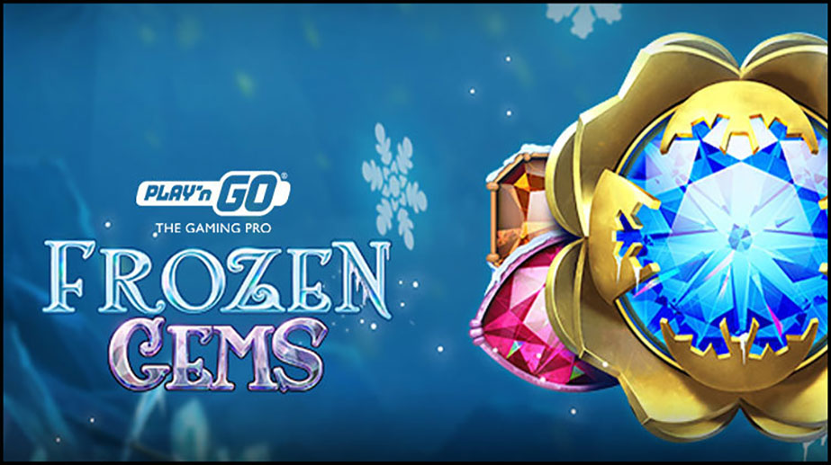 Play'n Go Announces the Premiere of Frozen Gems Video Slot